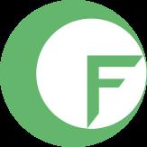 Logo organic green